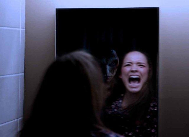 duch v zrcadle
