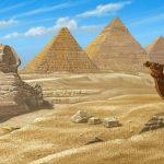 Fascinující hygiena starých Egypťanů: Geniální novátorské nápady!