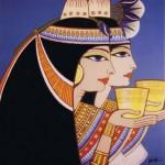 Čím staří Egypťané dosahovali extáze?