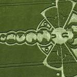 VIDEO: Nejznámější kruhy v obilí!