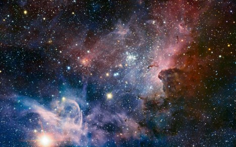 Vzdálený vesmír skrývá řadu tajemství.