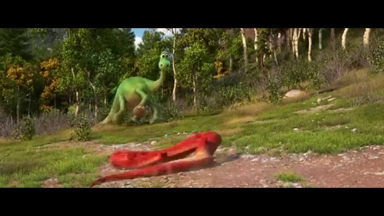 EXKLUZIVNĚ: Trailer k filmu Hodný dinosaurus s českým dabingem
