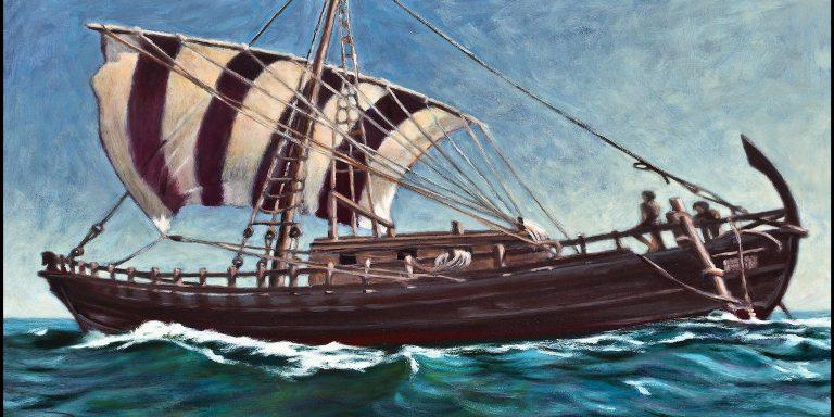 fénická loď