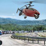 Létající auta doplachtila z fikce do reality: Můžete si klidně jedno koupit!