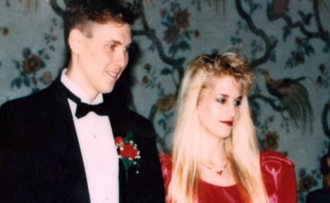 Takto vypadal Paul a Karla ve skutečnosti, nikdo by neřekl, že sympatický pár jsou ve skutečnosti vrazi.