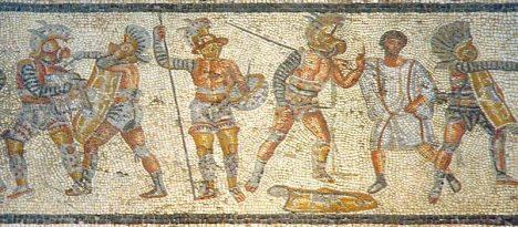 Foto: Akční hrdinové starověku: Jsou slavní, ale umírají mladí