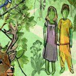 green-children-woolpit-england