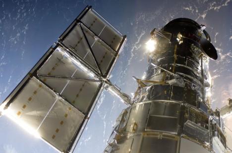 Díky nejmodernějším teleskopům lze pozorovat tělesa hluboko ve vesmíru.
