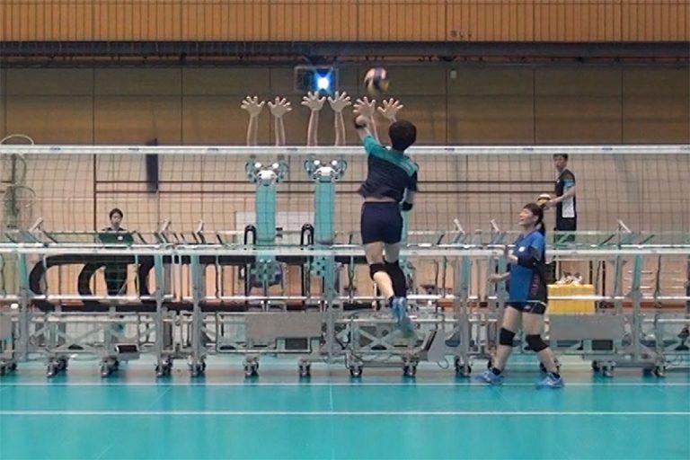 img2robot volejbal