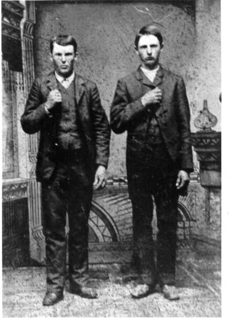 Dvojka Jesse a Frank, postrach Divokého západu.