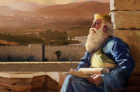 Patří mezi autory král Šalamoun?