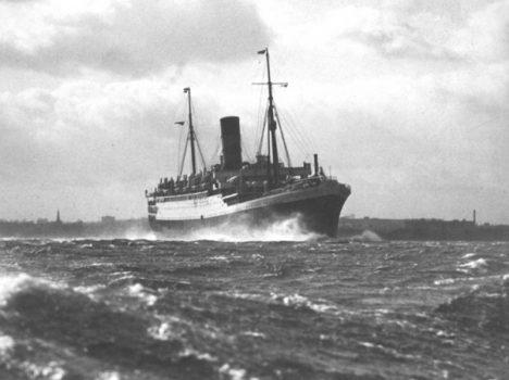 Foto: Třikrát horší, než Titanic: Znáte příběh HMT Lancastrie?