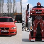 Chcete skutečného Transformera? Jmenuje se Letron a vypadá jako BMW!