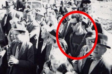 Foto: To musíte vidět! Fotografie důkazem o cestování v čase?