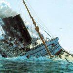 Nepotopitelná Violet přežije tři lodní katastrofy, včetně Titaniku!