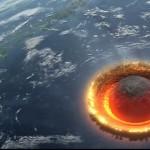 VIDEO: Simulace ukázala zánik života po dopadu asteroidu!