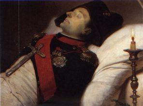 mrtvý Napoleon