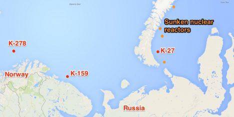 Foto: Arktické moře: Proč je to tikající atomová bomba?
