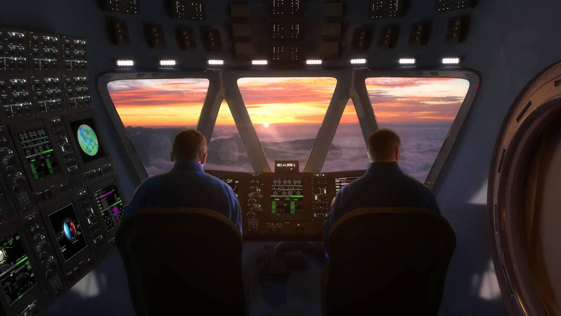 Nad Venuší se mají prohánět vzducholodě a létající základny!