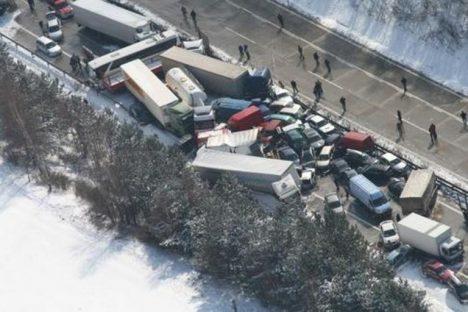 Foto: Děsivá dálnice D1: Zjevuje se zde přízrak stopaře?