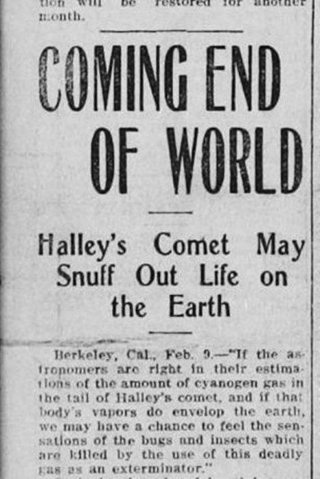 Foto: Halleyova kometa: Proč její průlet vyvolal paniku?