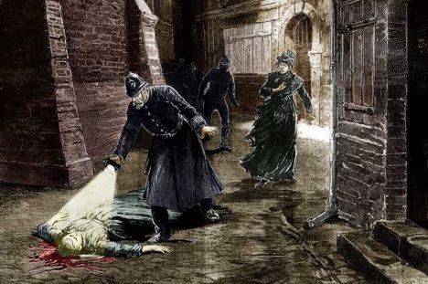 Foto: Kauza Jacka Rozparovače: Mohla vraždit žena?