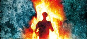 ohnivý muž