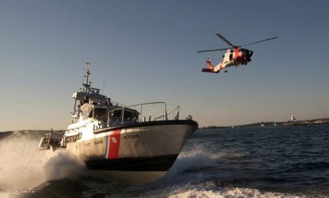 Foto: Neuvěřitelný příběh: Otec se synem přežili dvanáct hodin v moři!