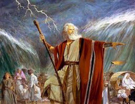 Foto: Podivuhodné činy proroka Mojžíše: Lze je racionálně vysvětlit?
