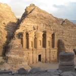 Zapomenuté město Petra: Pomohl k jeho objevu trik s kozou?