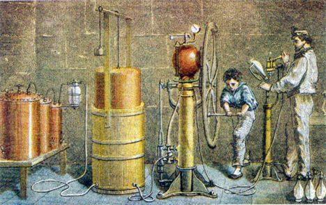 Foto: Perlivou vodu lidé vyrábí už 245 let!