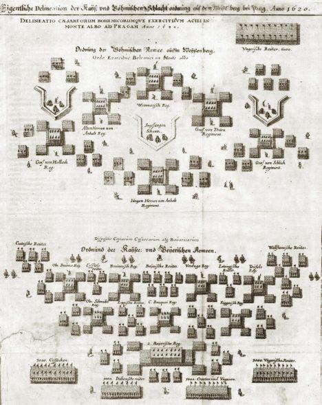 Foto: 8. listopad 1620: Den, kdy se Bílá hora zalila krví