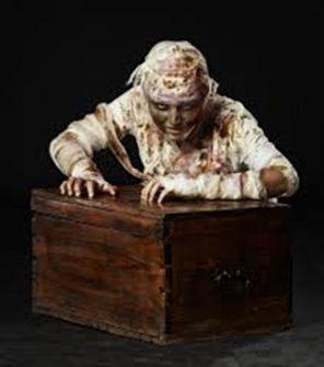 prokletá mumie
