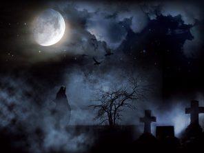 prokletý hřbitov