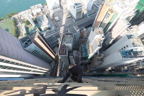 Foto: Rooftopping: Dechberoucí snímky z vrcholků budov!