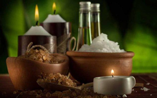 sůl v rituálech