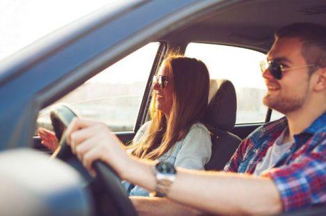 Foto: Mrazivý zážitek amerického řidiče: Vezl ducha mrtvé herečky?