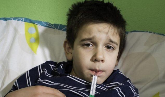 shutterstock-sick-child