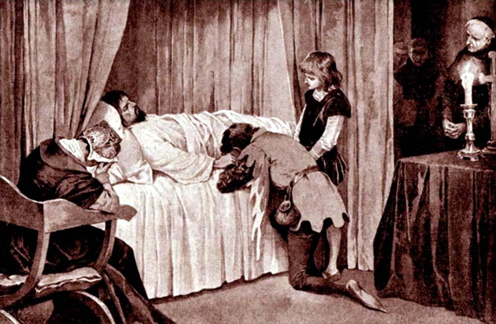 smrt Karla