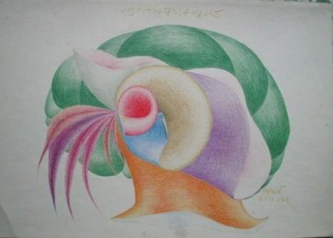 spiritistická kresba
