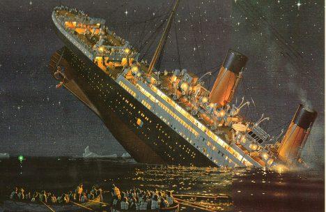 Foto: Nepotopitelná Violet přežije tři lodní katastrofy, včetně Titaniku!