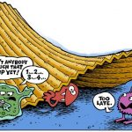 Kdy je ještě hygienické sníst jídlo spadlé na zem?