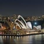 Australský zázrak: Lastura v zálivu