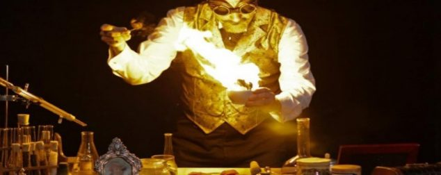 výroba zlata