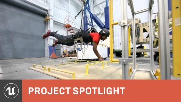 VIDEO: Astronauti trénují s pomocí virtuální reality!
