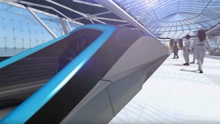 VIDEO: Budeme jednou cestovat obří superrychlou potrubní poštou?