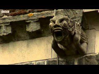 """VIDEO: Chrlič ze skotského opatství Paisley """"někoho"""" připomíná!"""
