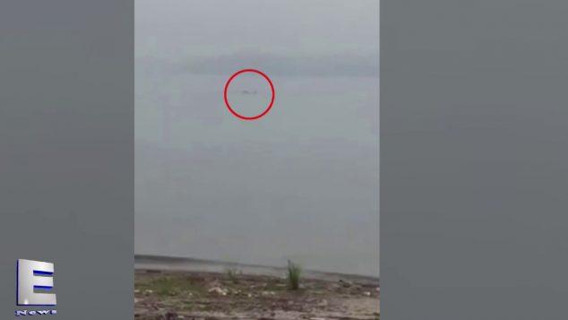 VIDEO: Co to žije v čínském jezeře?