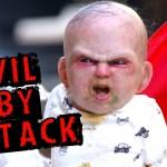 VIDEO: Dítě z pekla!