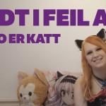 VIDEO: Dívka věří, že je ve skutečnosti kočka!